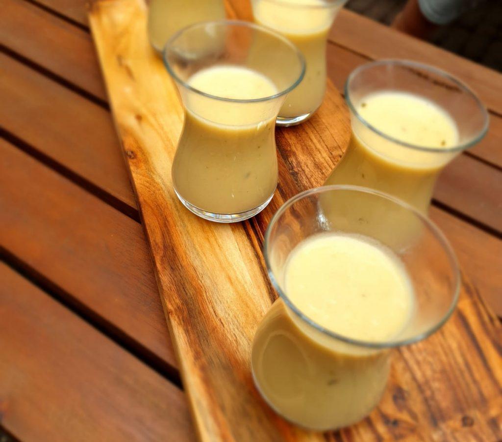 Kaassoep (met Rooie Fik kaas en bier)